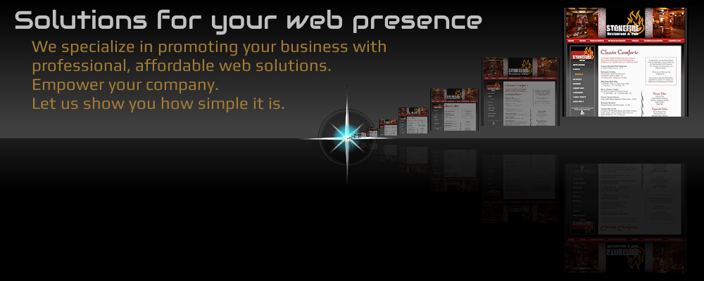 Click here to find out how Webfish Internet Solutions can help your Small Business